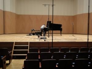 ピアノの録音方法