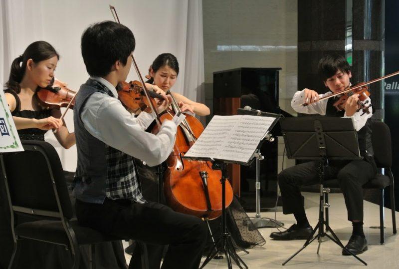 グランツ弦楽四重奏団
