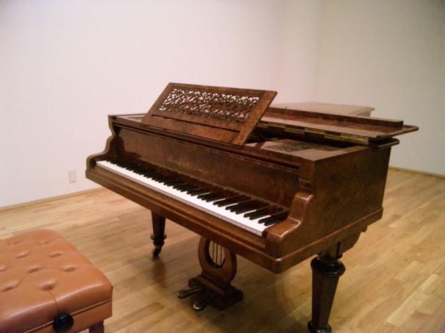 目で見るピアノの音