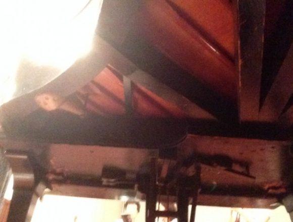 ピアノの基準の音 ニューヨーク・スタインウェイ≪CD75≫を聞いて